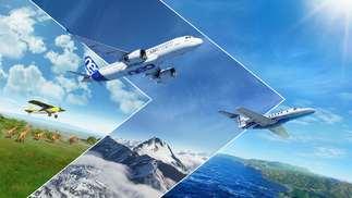 """周末玩什么:零基础也能玩的""""微软模拟飞行"""",还有反套路游戏大集合"""