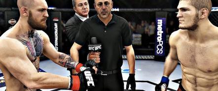 在全价游戏中植入广告后,EA展现出试探玩家底线的丰富经验