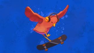 在滑板运动的复兴潮中,电子游戏扮演着怎样的角色?