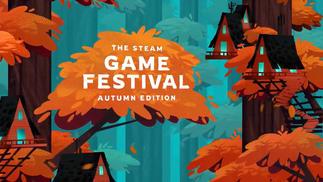 周末玩什么:Steam秋季游戏节进行中,可以免费试玩作品的我们推荐了一些