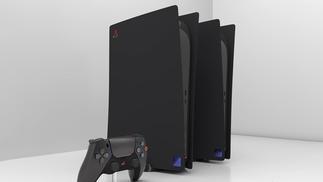 """一场关于""""定制版黑色PS5""""的闹剧"""