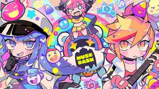 """新曲、联动、""""打骨折"""":《Muse Dash》发布新春更新"""
