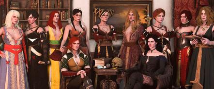 """一个""""女性Only""""的游戏社区"""