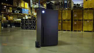 Xbox Series X酷似冰箱?你马上就能买到真正的Xbox冰箱了
