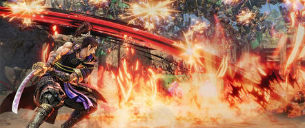 《战国无双5》和日本消防厅合作联动,织田信长又当起了消防大使