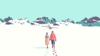 《極圈以南》:為了在游戲中講述人性與愛,開發者們去了一趟南極