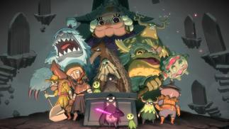 《死亡之门》:值得期待的黑童话解谜动作RPG