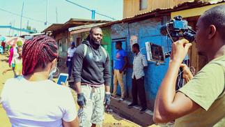 肯尼亚贫民窟里的电竞导师