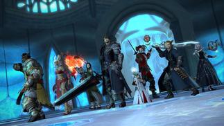 那些《最终幻想14》的挂人微博