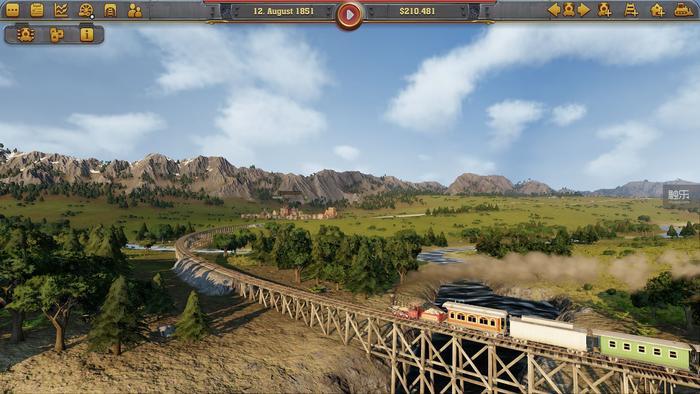 《铁路帝国》开发者:为何我们如此痴迷于运输模拟 - 触乐