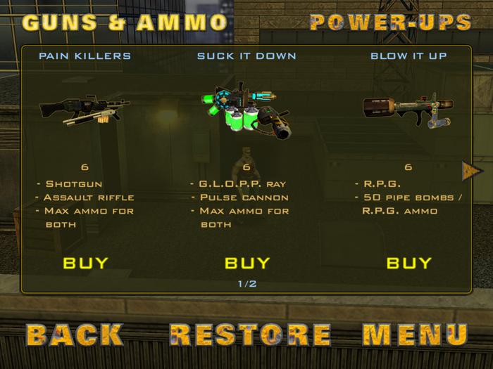 内购武器破坏了原本流畅的游戏节奏