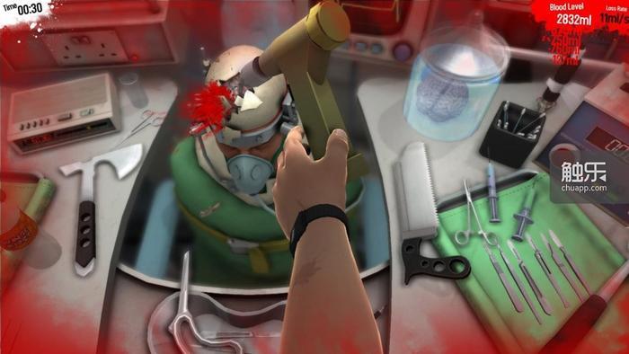 你会在游戏里看到各种各样仿佛从装修队而来的工具