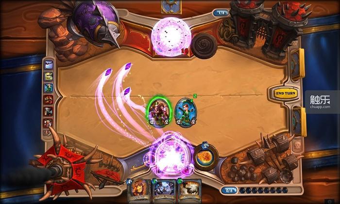 初入游戏的教程通过精心编排的脚本引导玩家动手发掘牌局的规则、卡牌的用法,并通过一连串的胜利创造出源源不断的信心