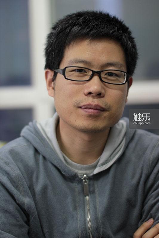 孙鹏在游戏行业里摸爬滚打了10年,具有多平台游戏开发经验