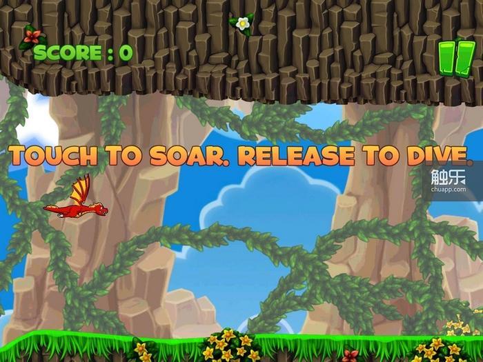 游戏玩法几乎是《像素鸟》的翻版