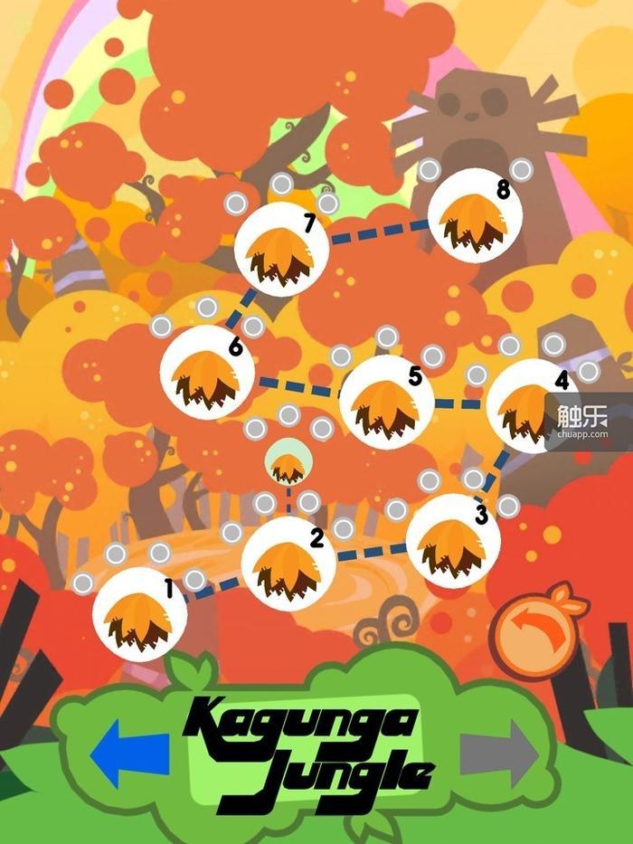 游戏提供丰富多彩的关卡供玩家挑战