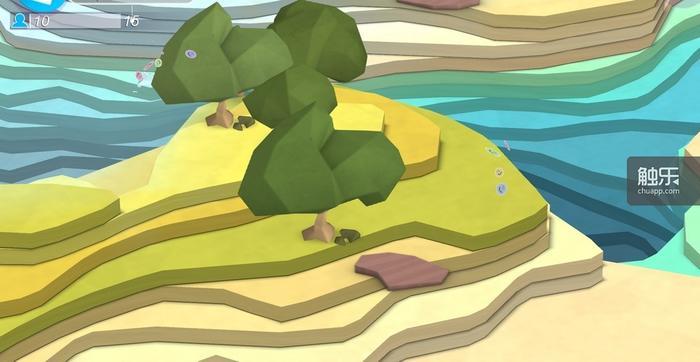 游戏独创的地形雕刻系统
