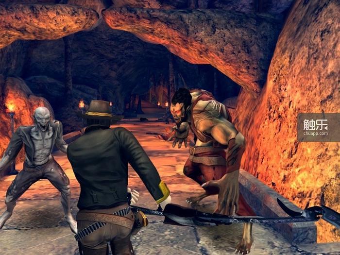 """超自然敌人算得上一大特色,就算是""""大表哥""""的丧尸DLC中也找不到吸血鬼和兽人呀"""