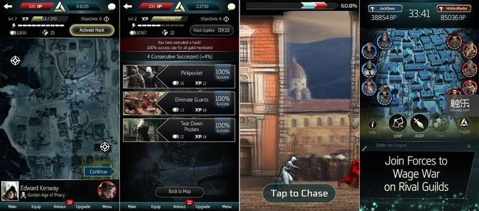 左边三图里在地图里点击任务完成目标最后追逐就是单人模式了;多人模式里才会出动玩家精心打造的卡牌
