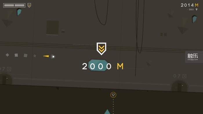 2000米达成