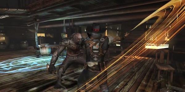 虽然使用了高端的3D引擎,但是《刀锋枪侠》这样的游戏在手机上的呈现却并不好