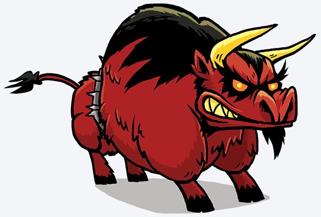 《美国职业骑牛大赛:愤怒的公牛》:刷刷刷阴影下的好
