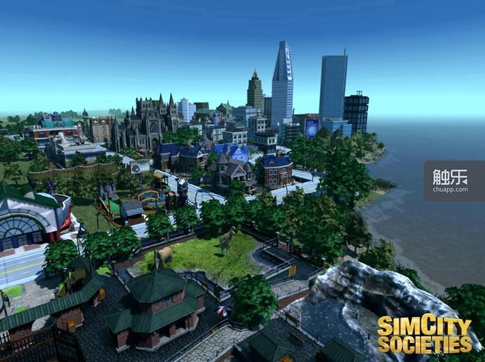 《模拟城市:社会》算是此类游戏的先声