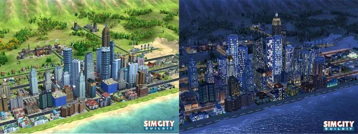 这个画面是真实的,《模拟城市:建造》的确很漂亮