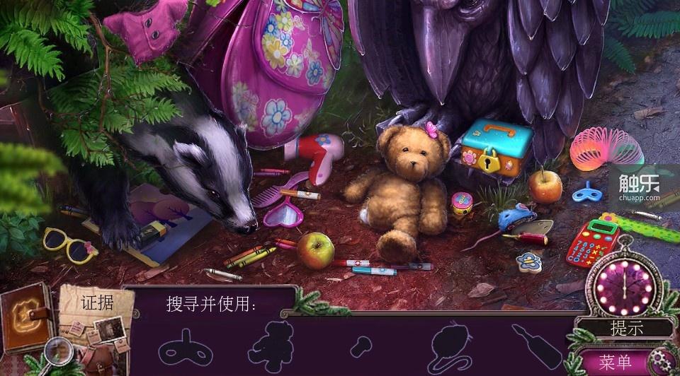 游戏的场景全部由类似《谜画之塔》