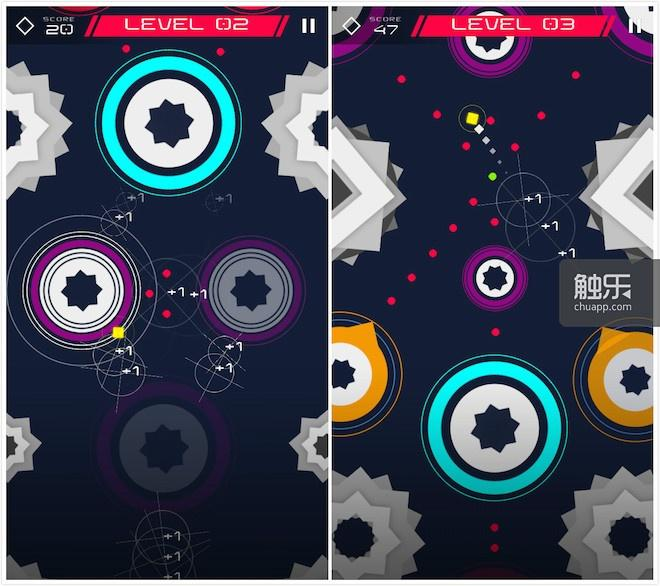 《Rotate》的游戏玩法