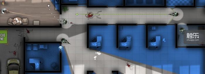 视野受到室内环境的制约,并且不提供贴墙观察和掩护射击这种Bug般的技能