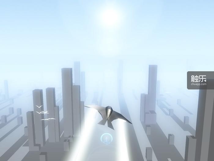 跳跃技能能够让UAV进入短暂的无敌状态
