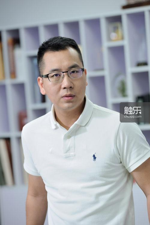 中手游CEO肖健