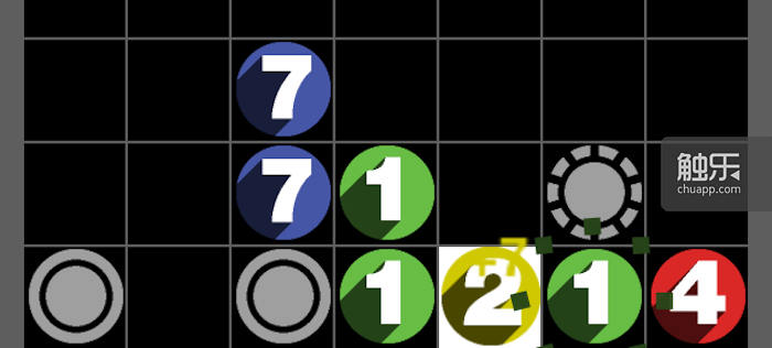 《Drop7》战胜《Threes!》成为了这份榜单中排名最高的原生移动游戏
