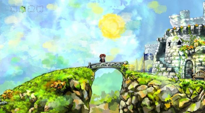 如果错误能够安全地收藏在时间的褶皱里,那么公主为什么没有和提姆一起徜徉在城堡花园里?