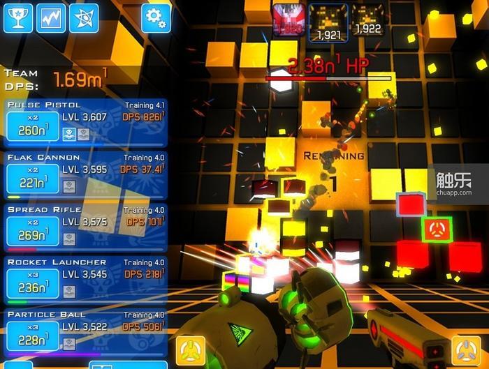 游戏在下个版本会加入轰杀一片的Time Canon