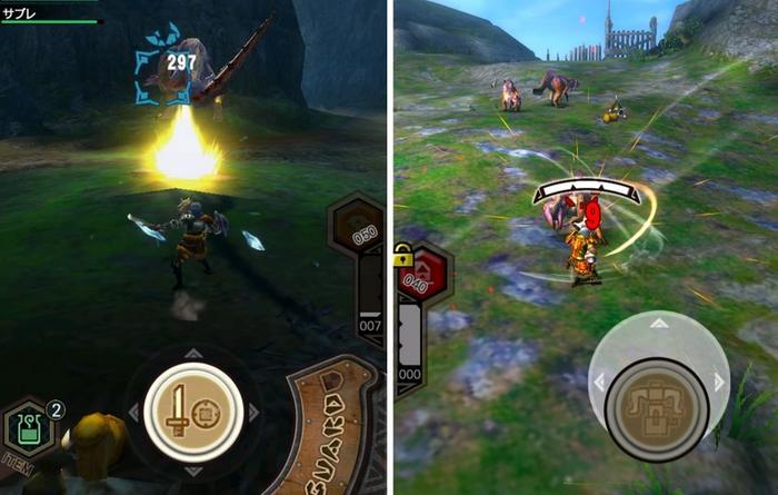 不同武器的使用方法各有差异,需要玩家慢慢摸索