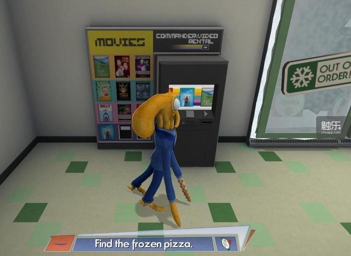 买块冷冻披萨这样对于我们来说手到擒来的事情,老章干起来可真的是要伤透脑筋了