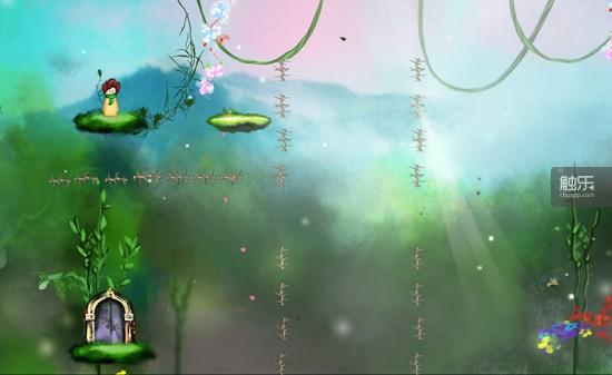 游戏采用手绘风格,色彩明亮温馨,但谜题难度较高