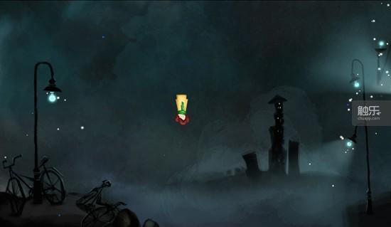 在游戏中,及时反转下落的方向,是解决众多谜题的关键