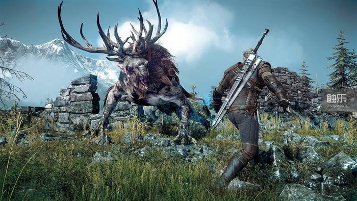 《猎魔人3》是个好游戏
