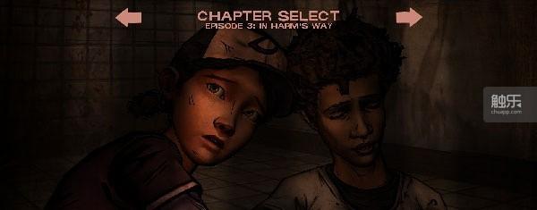 《行尸走肉:第二季》第三集【伤害的方式】作为五集的中间部分,是对主角Clementine如何权衡善良与求生之间彼此伤害关系的检测与巩固