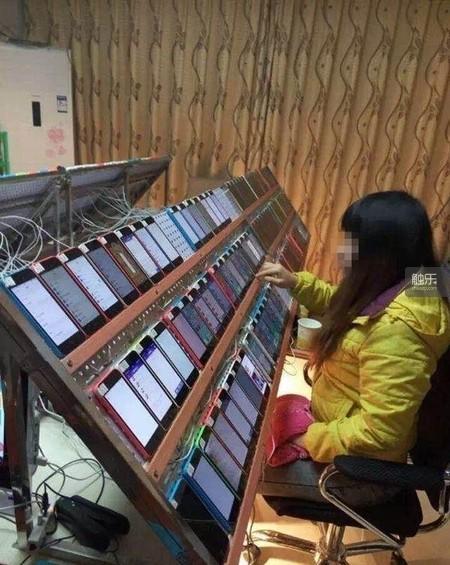 手游工作室的日常(图片来源于网络)