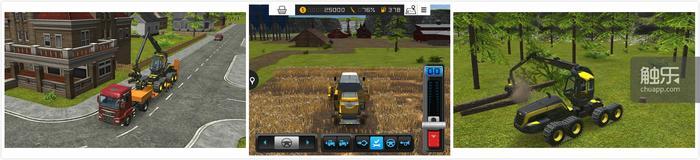 玩家需要在《模拟农场 16》中当一把老司机