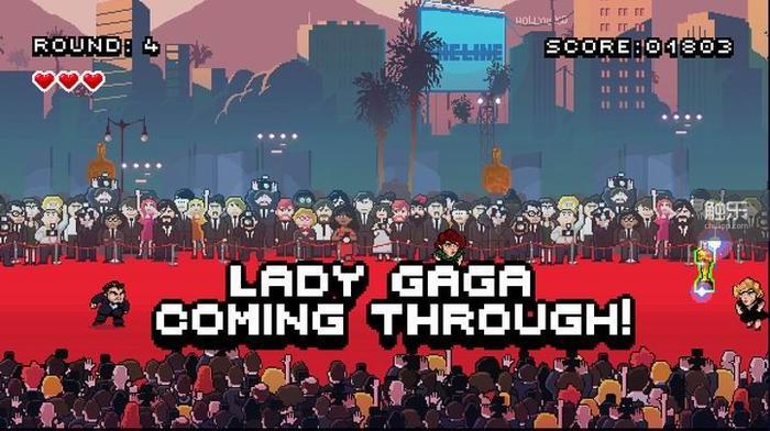Lady Gaga来啦!注意躲避!