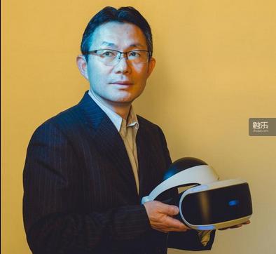 伊藤雅康与其参与制作的PlayStaion VR
