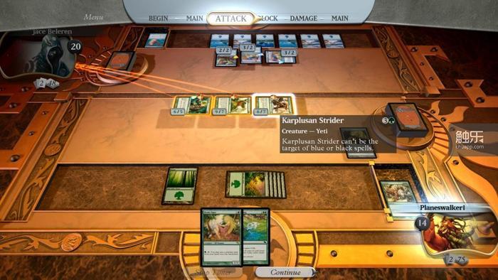 《万智牌》是一款生命力极强的TCG,也是《英灵召唤师》制作团队最爱的游戏