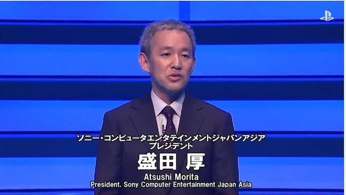 索尼新公司的Forwardworks的社长:福田厚