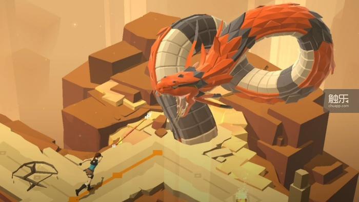 《劳拉:GO》游戏截图