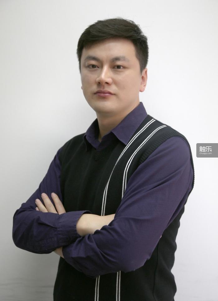 《传奇世界手游》制作人孙勇